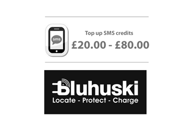 Bluhuski sms top up