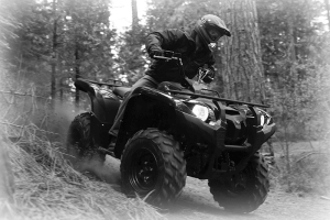 GPS trackers for ATV's