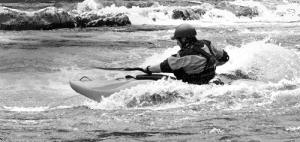 GPS Tracking for kayaking