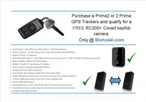 gps tracker offer
