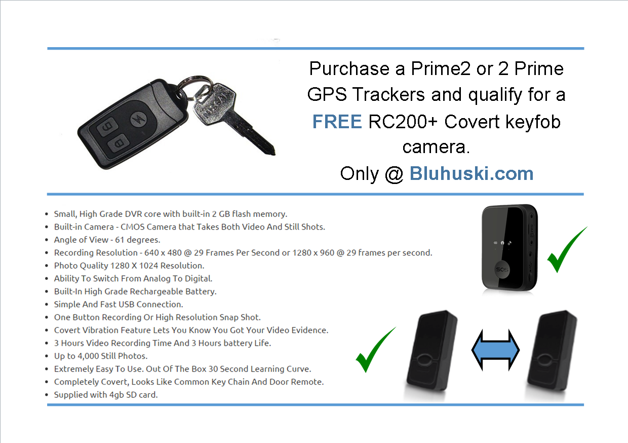 gps tracker offer