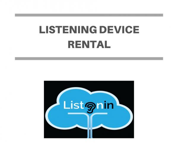 LISTEN RENTAL